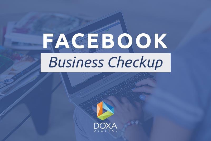 Facebook: Business Checkup (Webinar GRATIS)