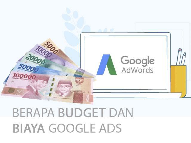Biaya Google Adwords dan cara menentukan Anggaran Iklan untuk untuk Bisnis