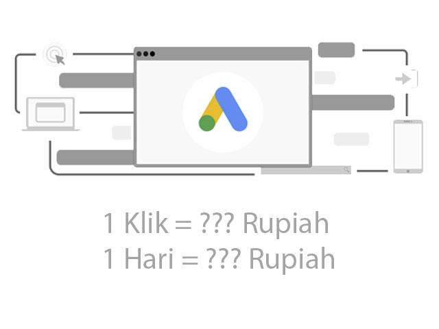 Biaya Google Adwords Berapa ?