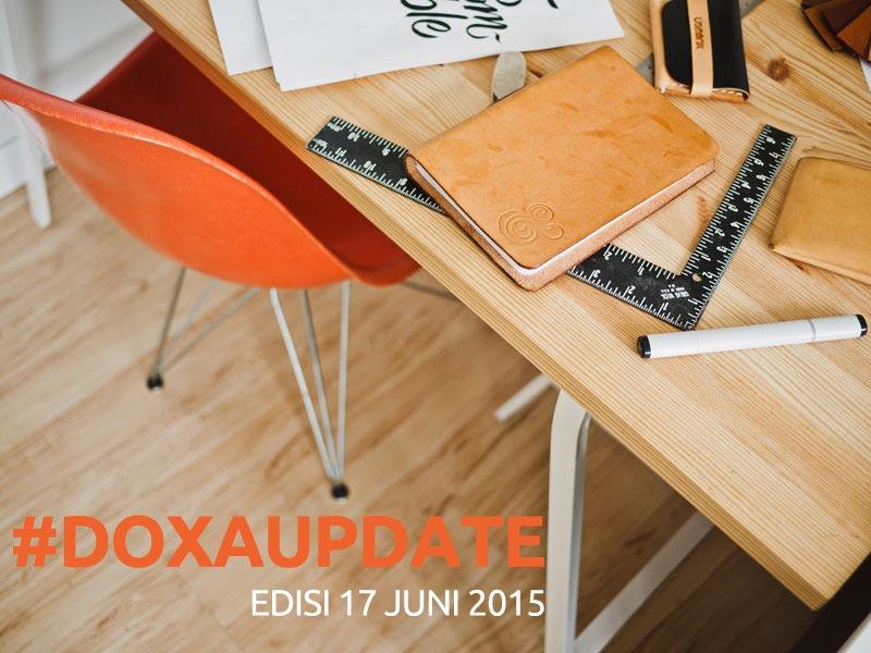 #DoxaUpdate - Edisi 17 Juni 2015