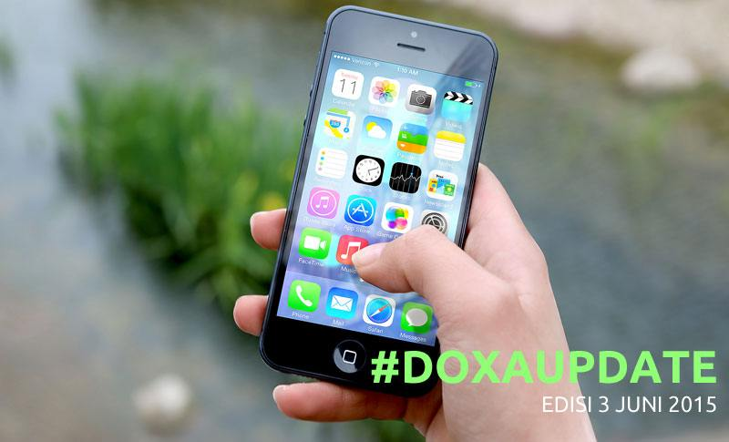 #DoxaUpdate - Edisi 3 Juni 2015