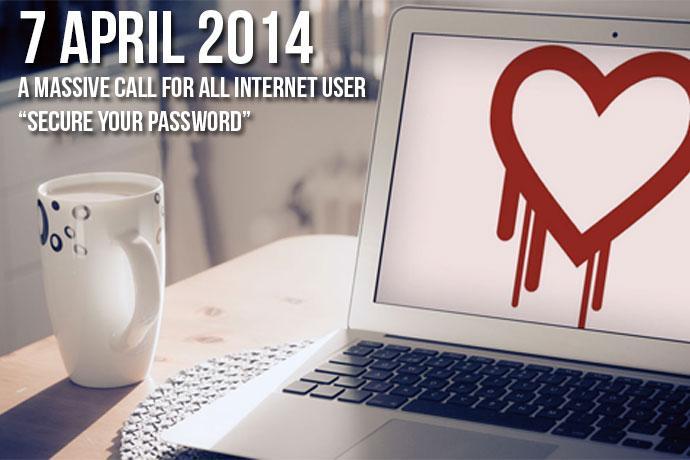 Heartbleed : Ancaman pengguna internet di pertengahan tahun 2014