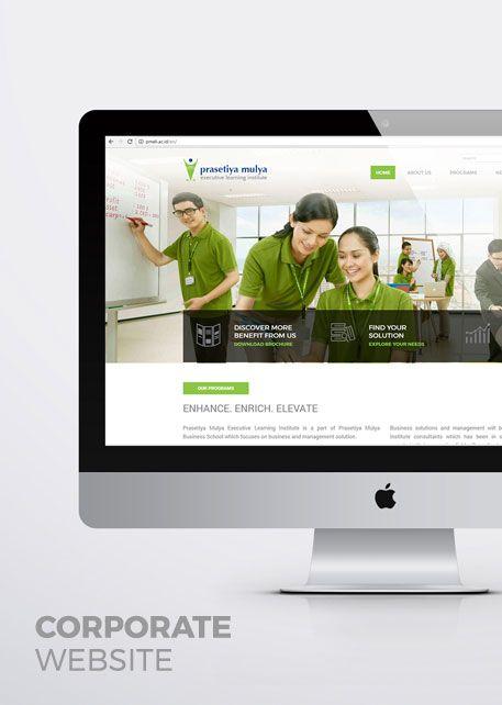 Portofolio pembuatan website